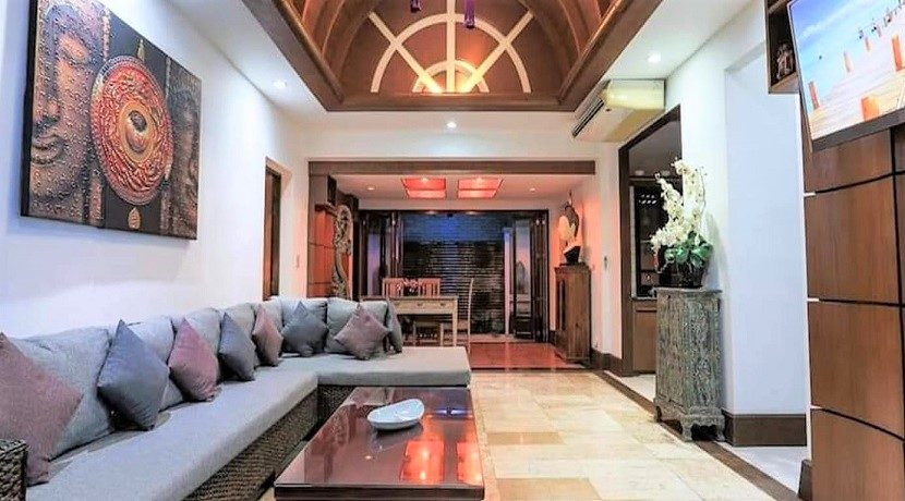 A vendre villa 4 chambres Bophut à Koh Samui 010