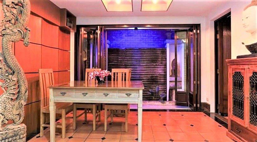 A vendre villa 4 chambres Bophut à Koh Samui 011