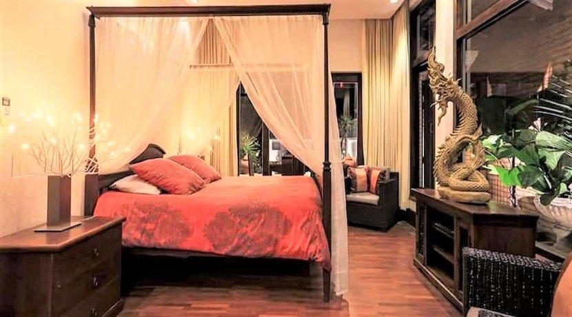 A vendre villa 4 chambres Bophut à Koh Samui 014