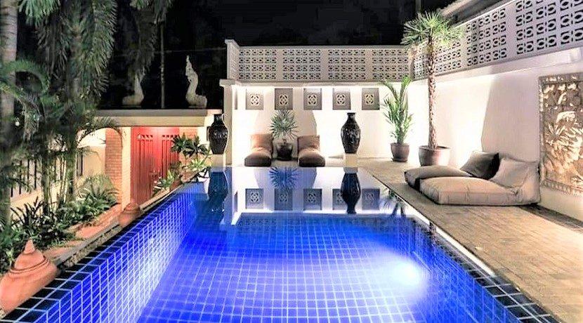 A vendre villa 4 chambres Bophut à Koh Samui 02