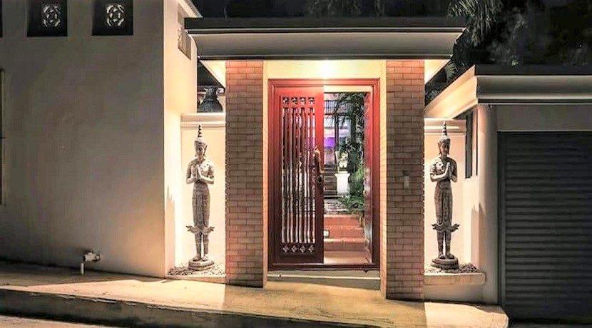 A vendre villa 4 chambres Bophut à Koh Samui 06