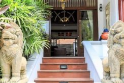 A vendre villa 4 chambres Bophut à Koh Samui 08