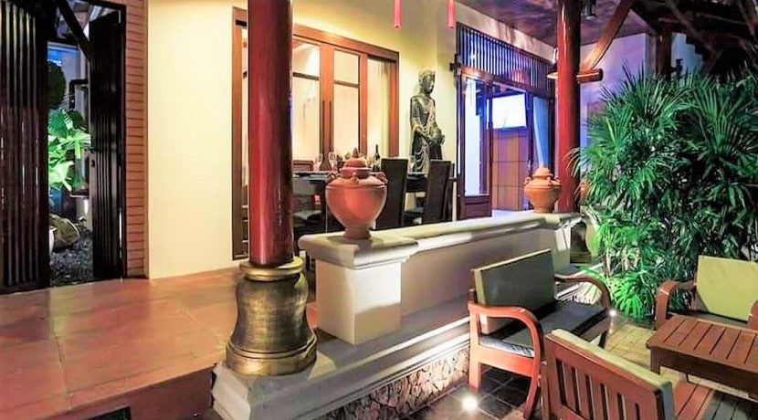 A vendre villa 4 chambres Bophut à Koh Samui 09