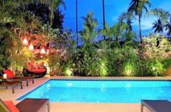 A vendre villa à Taling Ngam Koh Samui