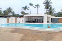 A vendre villa bord de mer Lipa Noi à Koh Samui