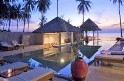 A vendre villa bord de mer à Nathon Koh Samui
