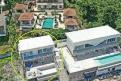 A vendre villa neuve vue mer à Bophut Koh Samui