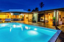 A vendre villa vue mer Plai Laem à Koh Samui