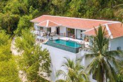 A vendre villa vue mer à Bang Por Koh Samui