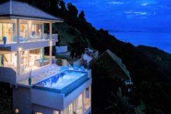 A vendre villa vue mer à Maenam Koh Samui