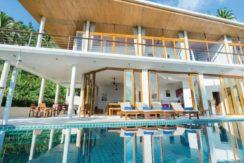 A vendre villa vue mer à Namuang Koh Samui