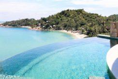A vendre villa vue mer à Plai Laem Koh Samui
