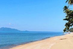 Terrain bord de mer à vendre Bang Por à Koh Samui 03