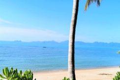 Terrain bord de mer à vendre Bang Por à Koh Samui 06