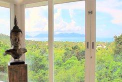 Villa 5 chambres vue mer à Bophut Koh Samui à vendre