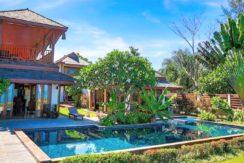 Villa à vendre bord de mer Lipa Noi à Koh Samui
