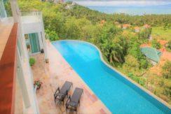 Villa vue mer à vendre à Bang Por Koh Samui