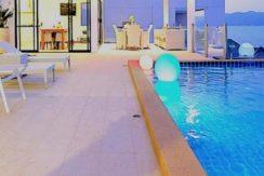 Villa vue mer à vendre à Choeng Mon Koh Samui 014
