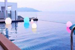Villa vue mer à vendre à Choeng Mon Koh Samui 015