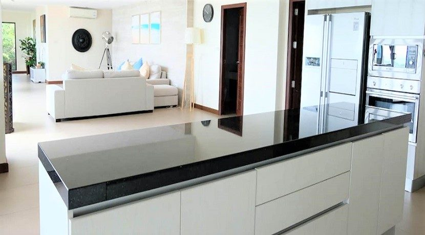 Villa vue mer à vendre à Choeng Mon Koh Samui 03