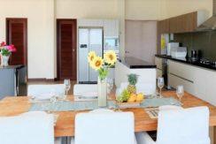 Villa vue mer à vendre à Choeng Mon Koh Samui 04
