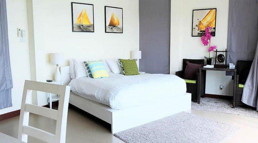 Villa vue mer à vendre à Choeng Mon Koh Samui 05