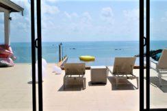 Villa vue mer à vendre à Choeng Mon Koh Samui 09