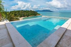 Villa vue mer à Plai Laem Koh Samui