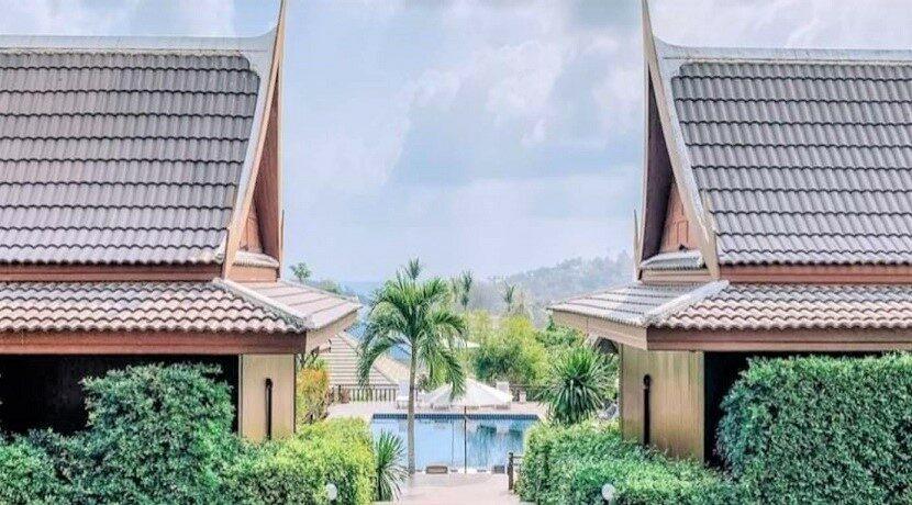 A vendre propriété à Choeng Mon Koh Samui 02