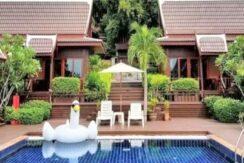 A vendre propriété à Choeng Mon Koh Samui 03