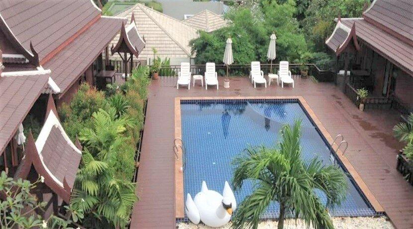 A vendre propriété à Choeng Mon Koh Samui 04