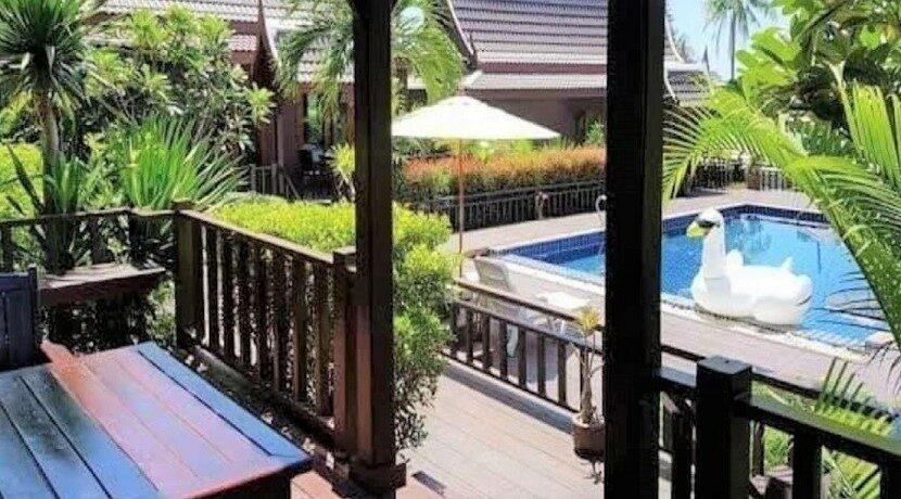 A vendre propriété à Choeng Mon Koh Samui 05