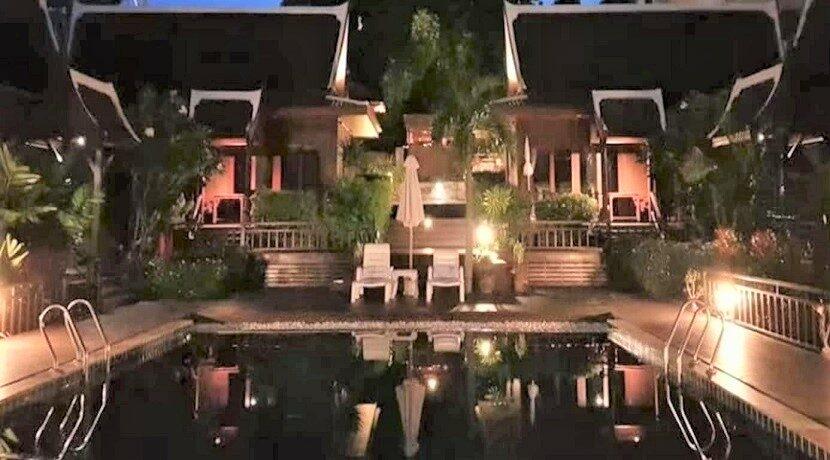 A vendre propriété à Choeng Mon Koh Samui 06