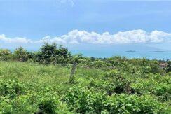 A vendre terrain à Bangrak Koh Samui vue mer 02
