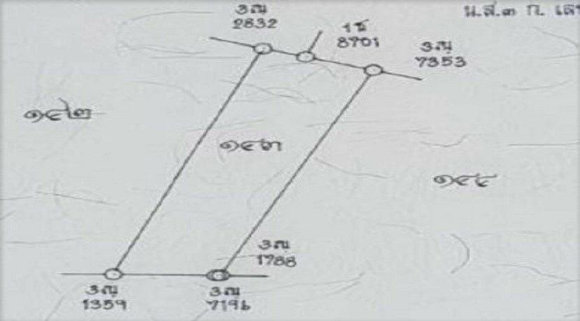 A vendre terrain à Bangrak Koh Samui vue mer 06