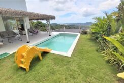 A vendre villa autonome vue mer Chaweng à Koh Samui