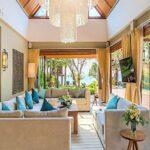 A vendre villa bord de mer à Lipa Noi Koh Samui