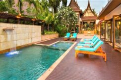 A vendre villa bord de mer à Lipa Noi Koh Samui 05
