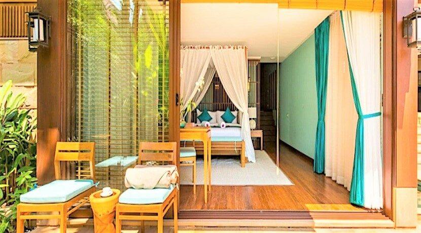 A vendre villa bord de mer à Lipa Noi Koh Samui 09