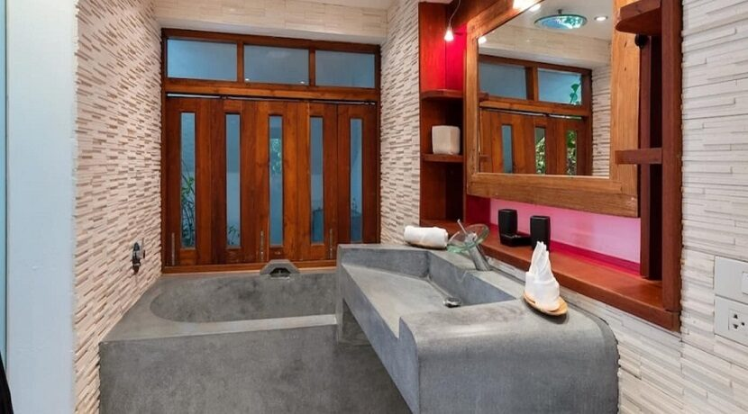A vendre villa vue mer - Plai Laem - Koh Samui 010