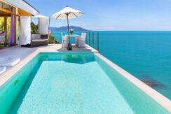 A vendre villa vue mer - Plai Laem - Koh Samui 015