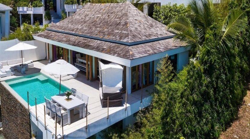 A vendre villa vue mer - Plai Laem - Koh Samui 016