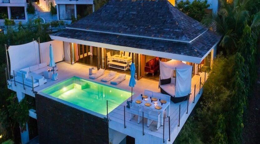 A vendre villa vue mer - Plai Laem - Koh Samui 017