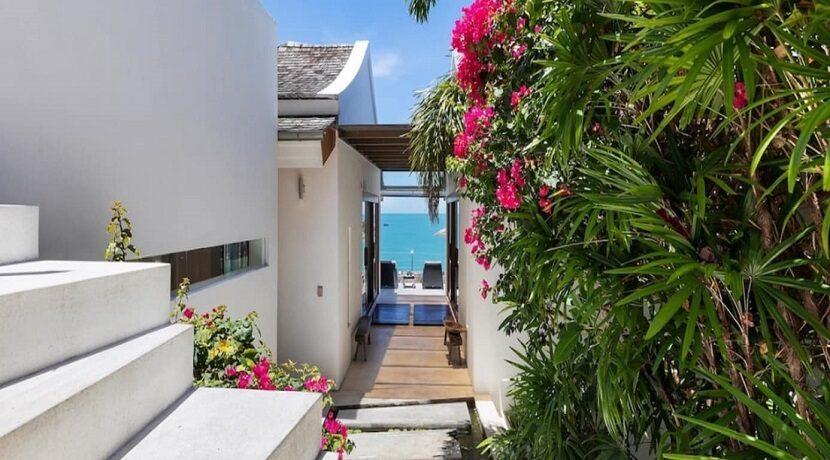 A vendre villa vue mer - Plai Laem - Koh Samui 018