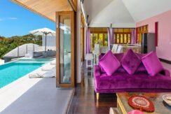 A vendre villa vue mer - Plai Laem - Koh Samui 07