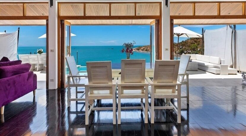 A vendre villa vue mer - Plai Laem - Koh Samui 08