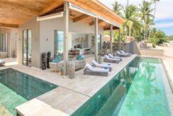Villa 6 chambres bord de mer Laem Sor à Koh Samui