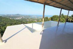 Villa autonome vue mer à Chaweng Koh Samui 01B