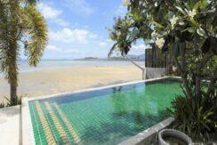 Villa bord de mer à vendre à Plai Laem Koh Samui