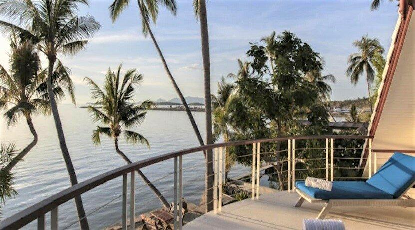 Villa bord de mer à vendre à Plai Laem Koh Samui 010